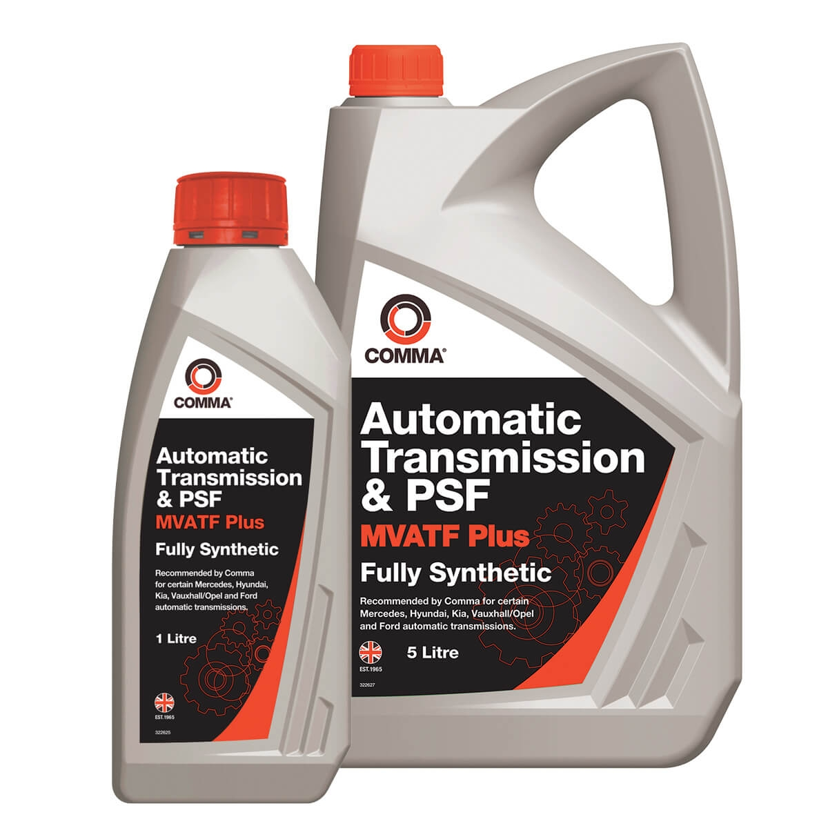 ABARTH 500 C Automatic Transmission Oil