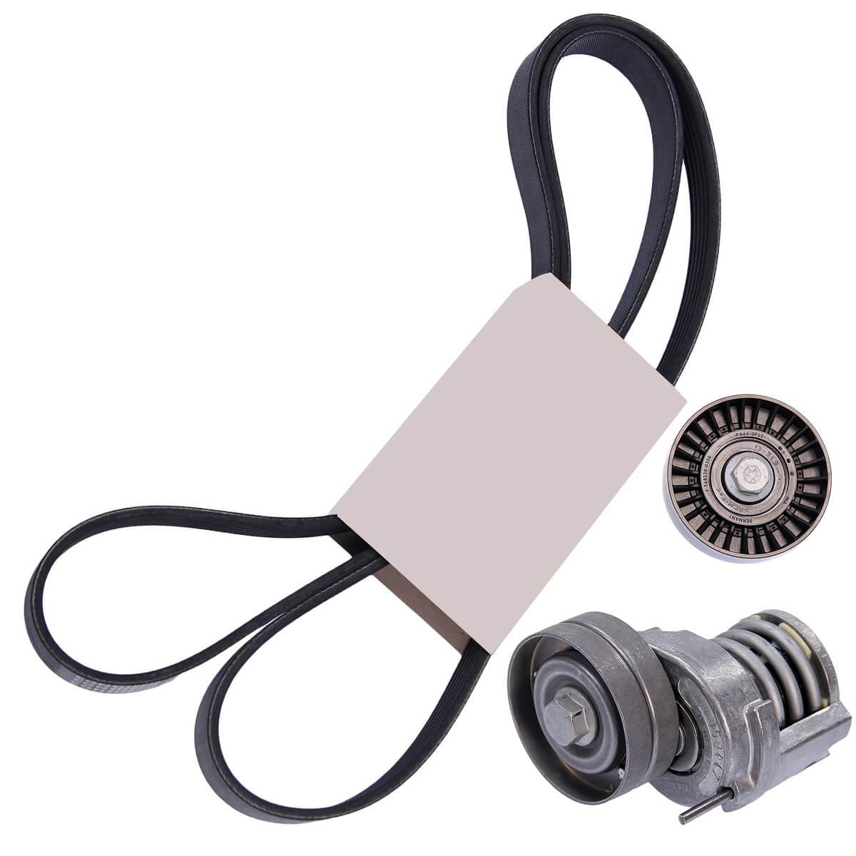 Auxillary Drive Belt Kit
