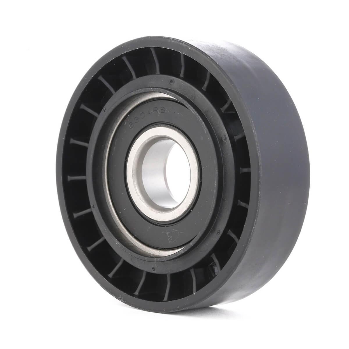 Auxillary Drive Poly V Belt Deflection/G