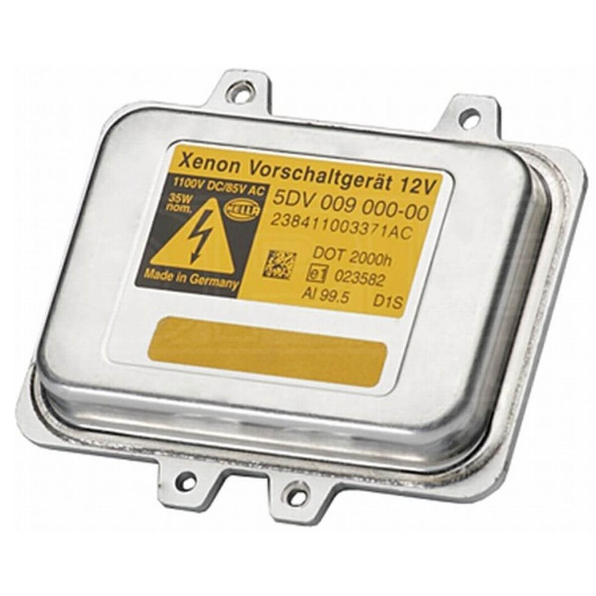 AUDI A2 Ballast Switch