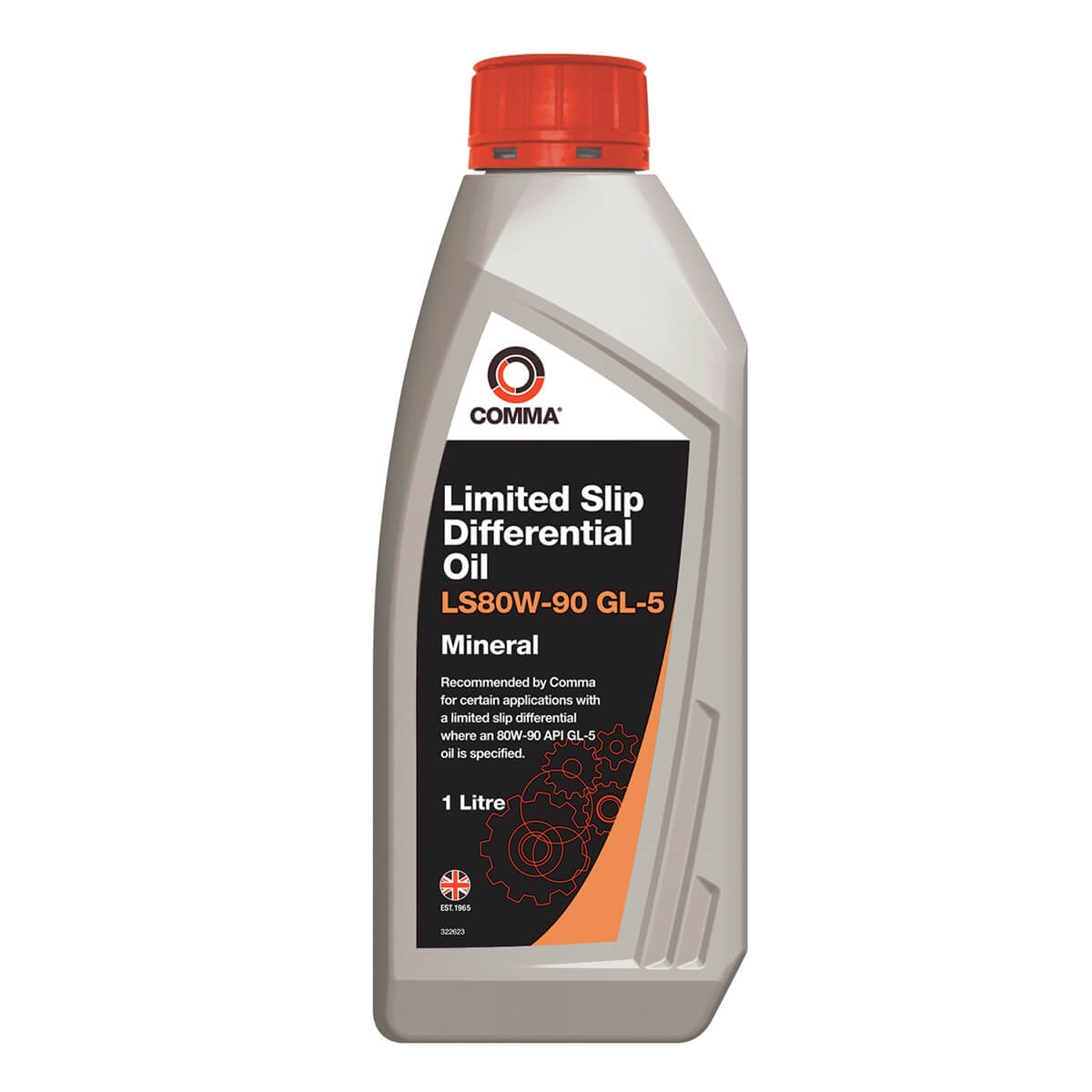 DACIA DUSTER Diff Gear Oil