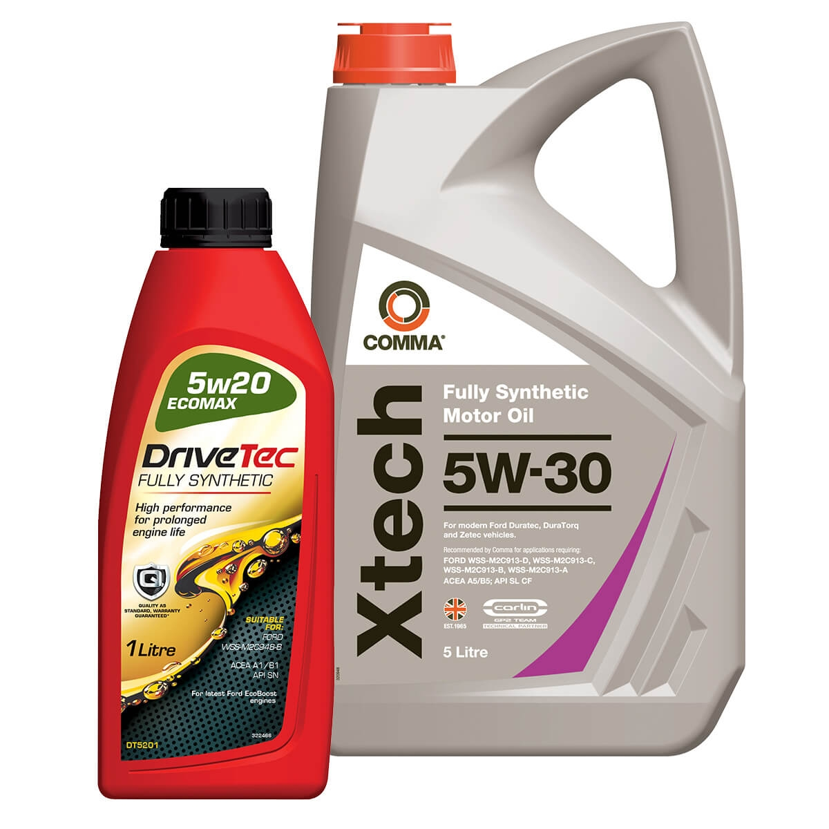 DS DS5 Engine Oil