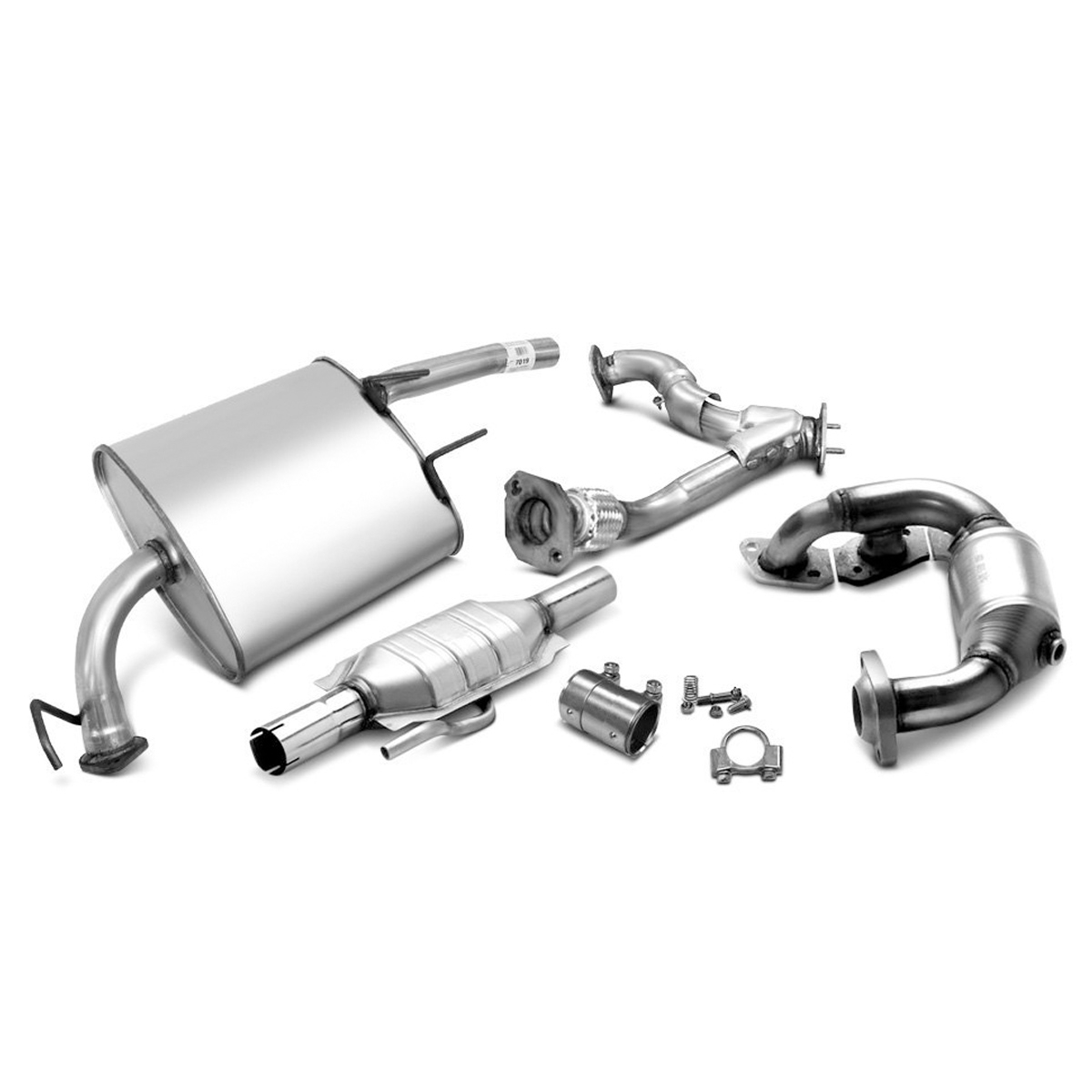 Exhaust Kit