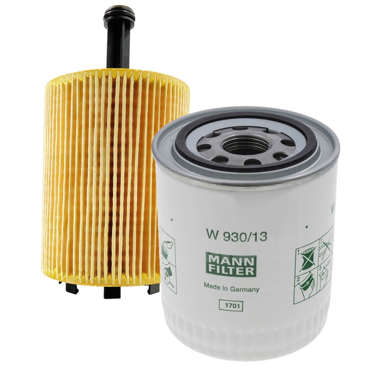 DACIA DUSTER Oil Filter