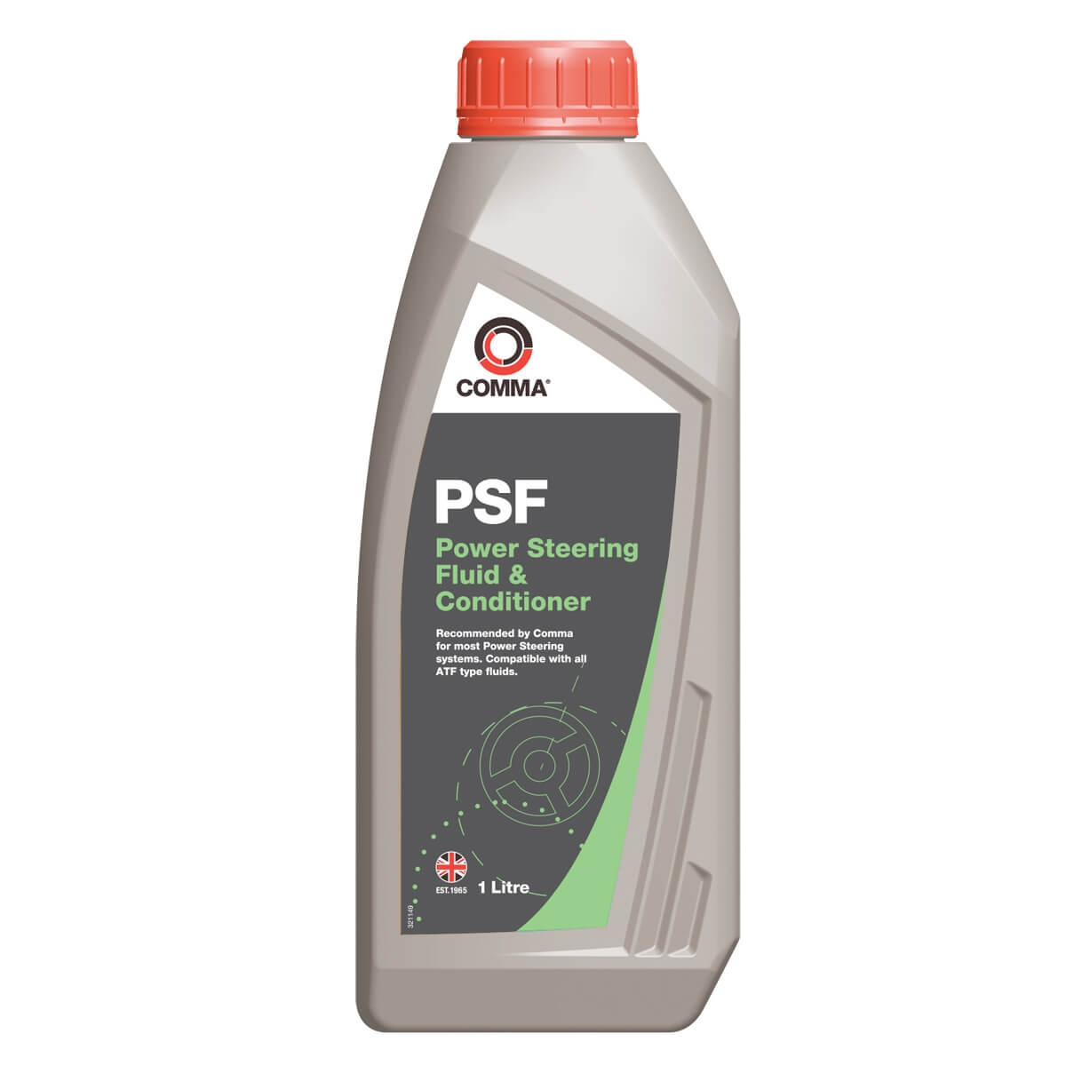 CITROEN C4 SPACETOURER Power Steering Oil