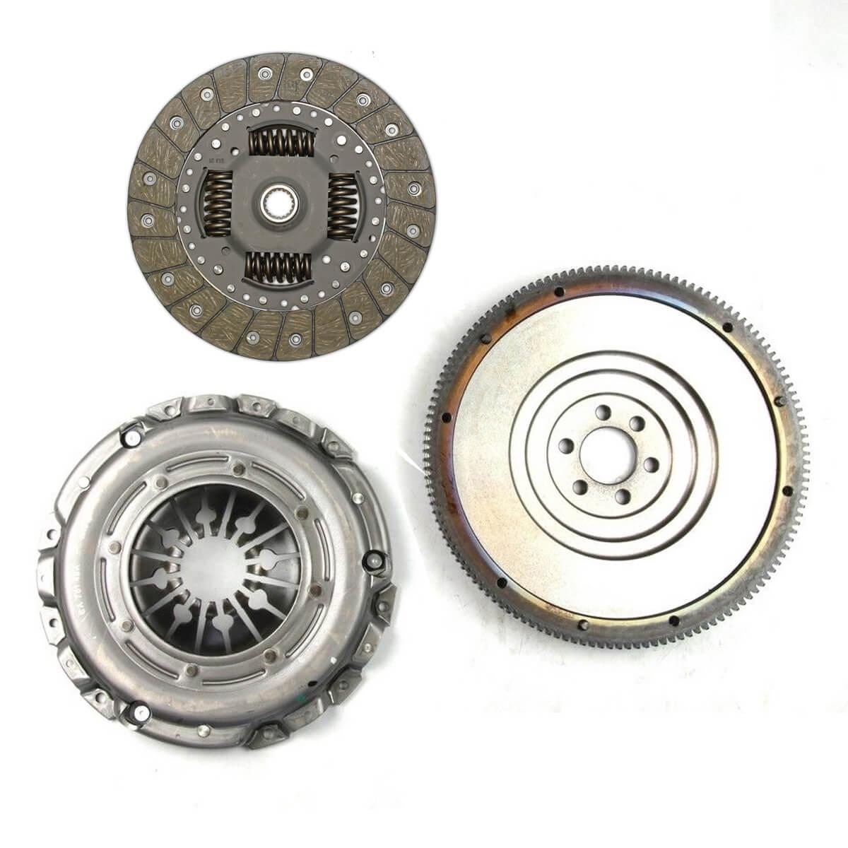 Solid Flywheel Conversion Kit