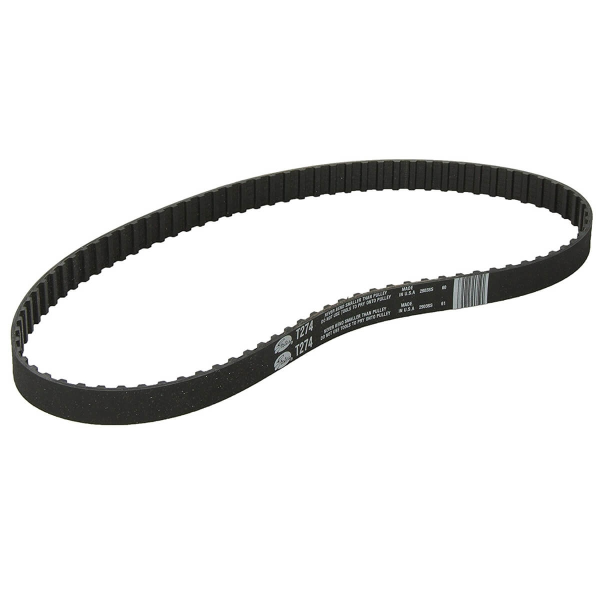 CADILLAC CTS Timing Belt