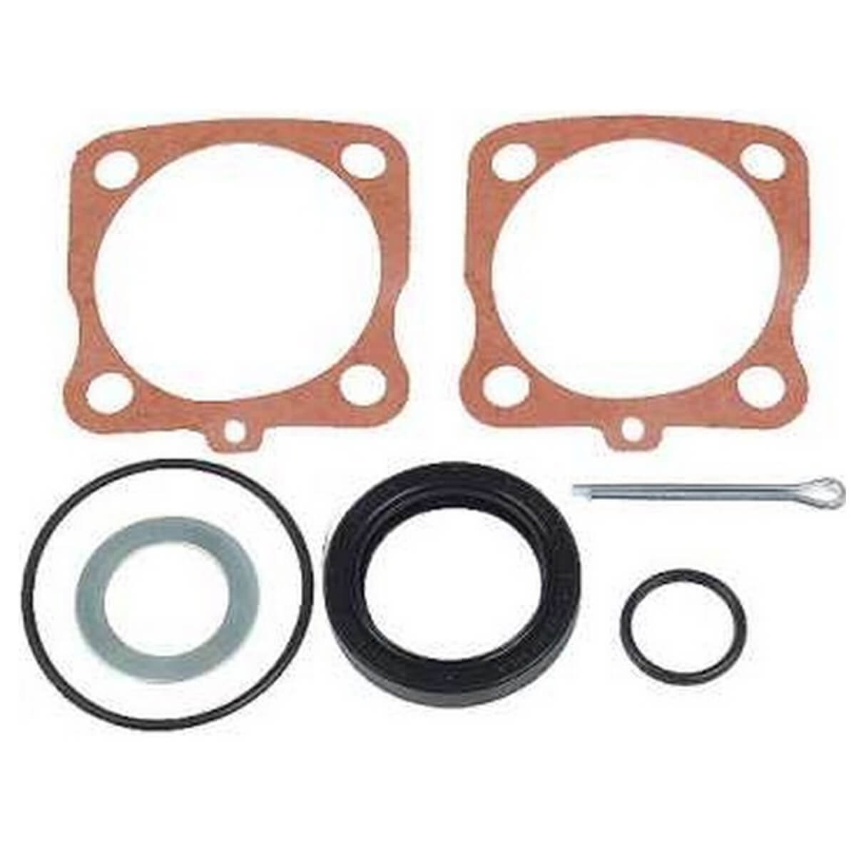Wheel Hub Gasket Set