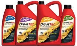 Drivetec Engine Oils