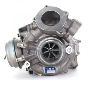 TURBO CHARGER