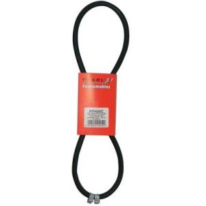 UNIVERSAL FUEL HOSE WITH CLIPS - 5MM X 1M