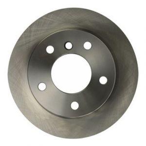 Rear Solid Brake Disc - 272mm Diameter
