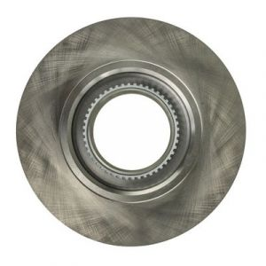 REAR SOLID BRAKE DISC WITHOUT ABS RING - 280MM DIAMETER