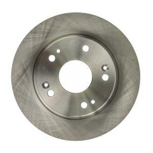 Rear Solid Brake Disc - 260mm Diameter