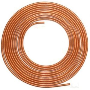 "COPPER BRAKE PIPE 3/16"" - 25 FOOT ROLL"