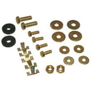 RUN BOARD FITTING KIT FOR BEETLES 1967 ON