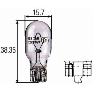 12V (21W W2 1X95D 921) BULB