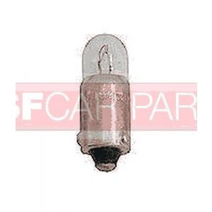 6V 4W CAPPED AUXILIARY BULB