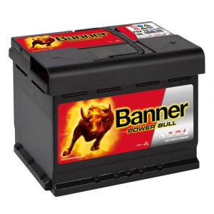 027 Banner Power Bull - 62AH - 4 Year Warranty