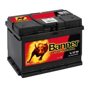 075 Banner Starting Bull - 60AH - 3 Year Warranty