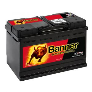 086 Banner Starting Bull - 72AH - 3 Year Warranty