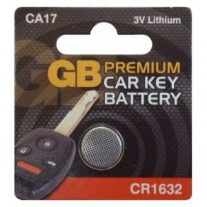 ALARM / KEY FOB BATTERY CR1632 - X1