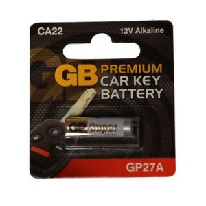ALARM / KEY FOB BATTERY GP27A - X1