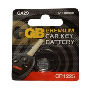 ALARM / KEY FOB BATTERY CR1225 - X1