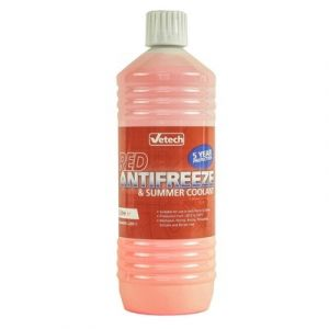 ANTIFREEZE RED 1L