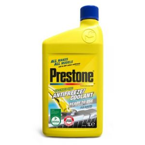 PRESTONE ANTIFREEZE 1L READY TO USE 50/50 MIX