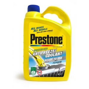 PRESTONE ANTIFREEZE 4L READY TO USE 50/50 MIX