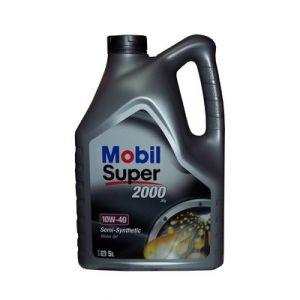 MOBIL SUPER S 10W40 - 5L