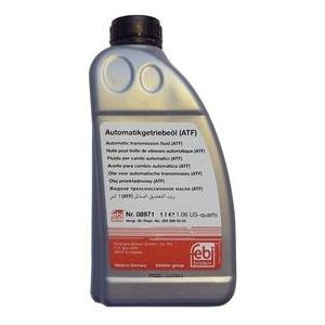 AUTOMATIC TRANSMISSION FLUID/STEERING FLUID