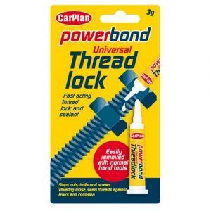 CARPLAN THREAD LOCK - 3ML