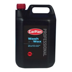 WASH AND WAX - 5L