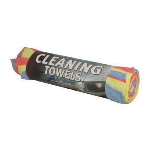 MICROFIBRE CLEANING TOWEL X6