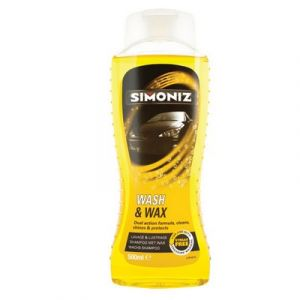 SIMONIZ WASH AND WAX 500ML