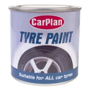 TETROSYL TYRE PAINT - 250ML