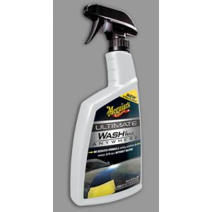 MEGUIARS ULTIMATE WASH N WAX ANYWHERE - 768ML