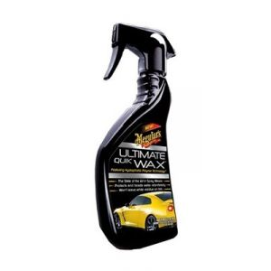 MEGUIARS ULTIMATE QUIK WAX - 450ML