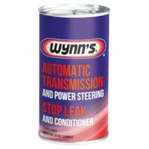 AUTOMATIC TRANSMISSION AND POWER STEERING STOP LEAK & CONDITIONER