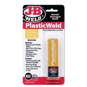 PLASTIC WELD EPOXY PUTTY