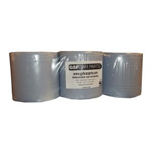 BLUE ROLL 180MM X 80M - 6 PACK