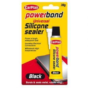 POWERBOND SILICONE BLACK - 38G