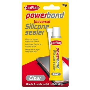 POWERBOND SILICONE CLEAR - 38G
