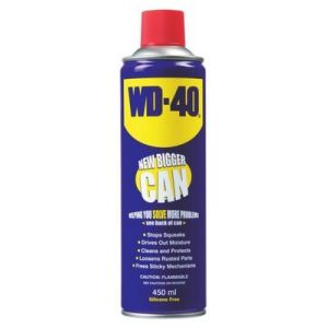 WD40 LUBRICANT - 450ML