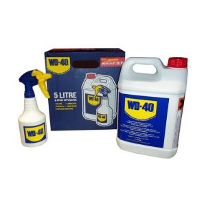 WD40 WITH SPRAY BOTTLE - 5L