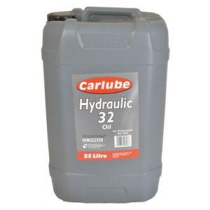 CARLUBE HYDRAULIC 32 OIL 25L
