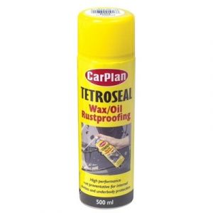 TETROSEAL WAX/OIL AEROSOL - 500ML