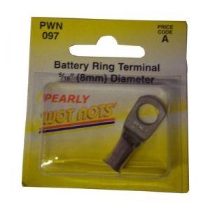 BATTERY RING TREMINAL - 8MM - X 1